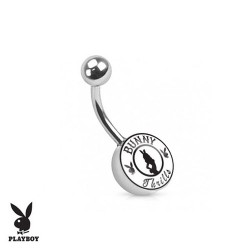 Piercing Nombril logo Playboy® playmate