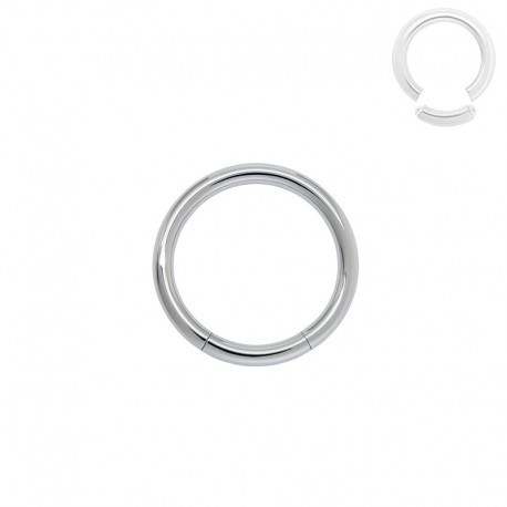 Anneau segment Acier 1.2mm x 8mm
