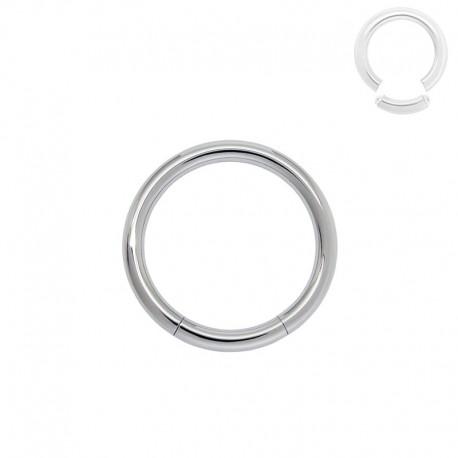 Anneau segment Acier 1.2mm x 10mm