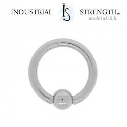 Anneau Titane INDUSTRIAL STRENGTH® - 2x11mm