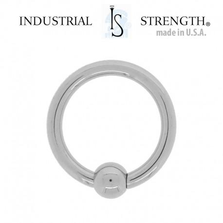 Anneau Titane INDUSTRIAL STRENGTH® - 2x12mm