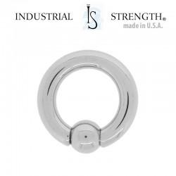 Anneau Titane INDUSTRIAL STRENGTH® - 3,2x9,5mm