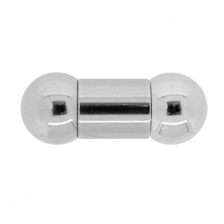 Piercing Barbell Acier interne - 10x11x12mm