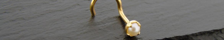 Découvrez des piercings de nez en or de qualité
