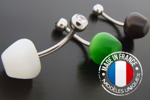 piercing nombril collection Eve et la pomme