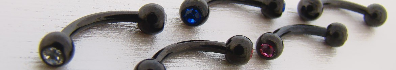 Acheter des piercings arcade blackline