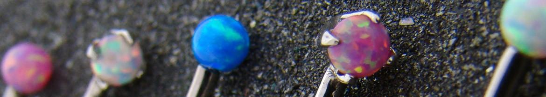 Acheter des piercings arcade opale