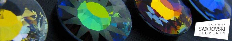 piercingavec cristaux de Swarovski elements