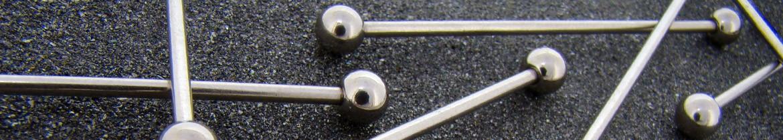 Vente de piercing indus pour oreilles de haute qualité