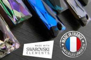 piercing made in france avec des cristaux de swarovski véritables