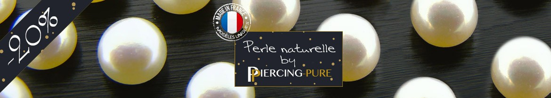 piercing made in france avec perles naturelles